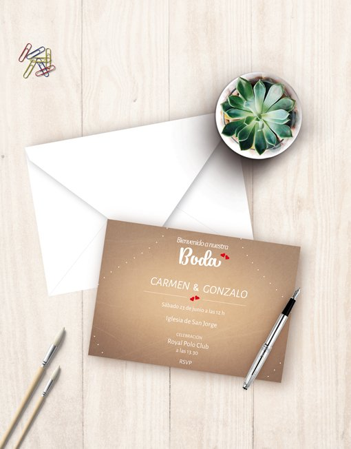 descargables invitaciones bodas love