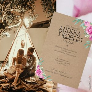 invitaciones boda 2020 tendencias egus in love
