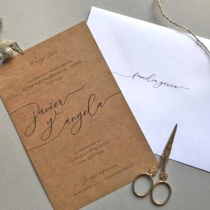 invitaciones boda elegantes egus in love 1